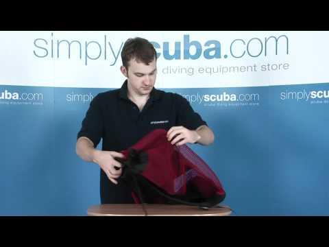 Stahlsac Panama Mesh Backpack - www.simplyscuba.com
