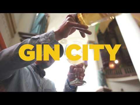 Schiedam: S'DAM Gin City 2016