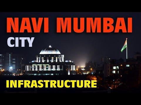 Navi Mumbai / City / Infrastructure / Metro / International Airport