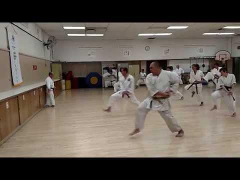 Bassai - Group Practice