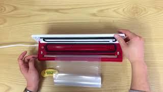 해피락 진공포장기 AP3000 사용방법