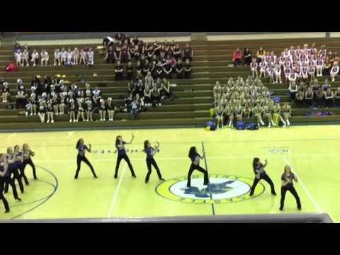 Castle North Middle school expo dance 2015