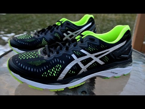 d0031bf8af Asics Gel Kayano 23 Review - YouTube