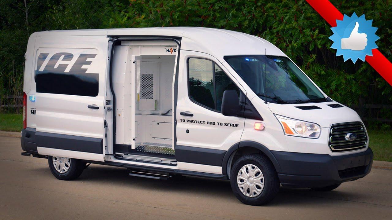 2015 Ford Transit Prisoner Transport Vehicle Ptv Concept