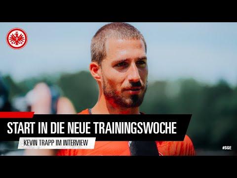 """""""Müssen uns steigern"""" I Kevin Trapp zum Start der Trainingswoche from YouTube · Duration:  3 minutes 9 seconds"""