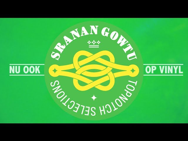 Sranan Gowtu - NU OOK OP VINYL!