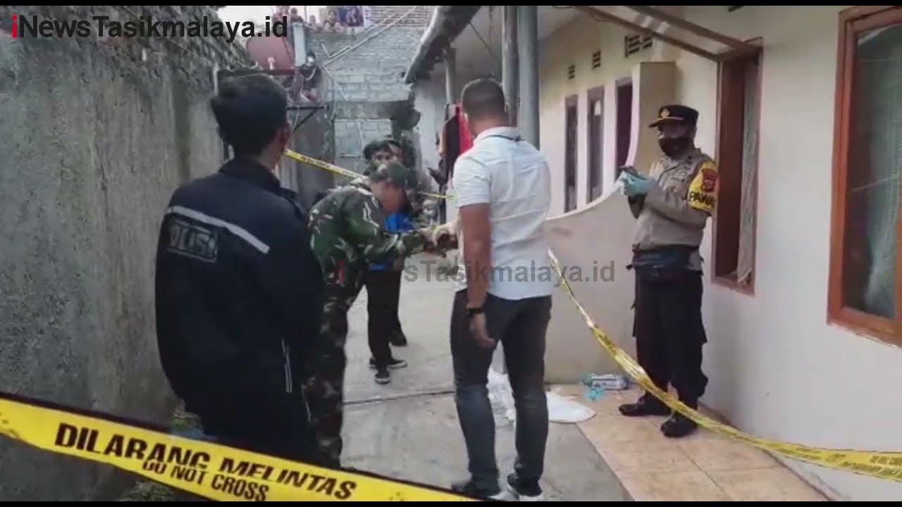 Download Janda Muda Tewas Bersimbah Darah Bersama Teman Prianya Dalam Kamar di Cisayong Tasikmalaya