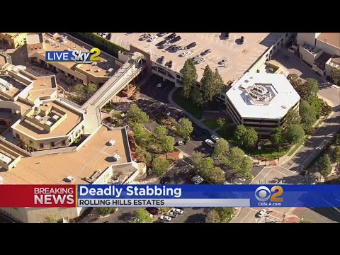 Woman Found Stabbed To Death In Rolling Hills Estates - YouTube