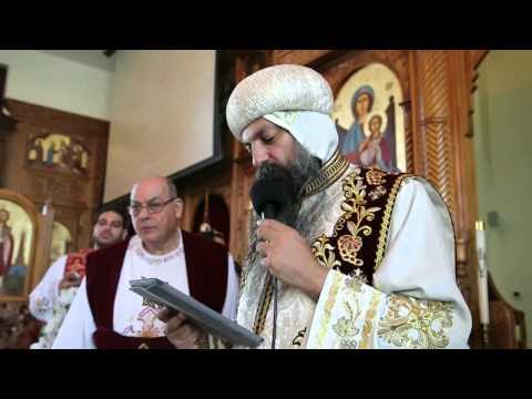 Sunday Liturgy From arch Miheal & saint Mina Staten Island NY