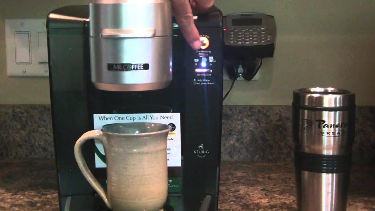 Mr Coffee Single Serve Coffee Brewer Bvmc Kg6 001 Review