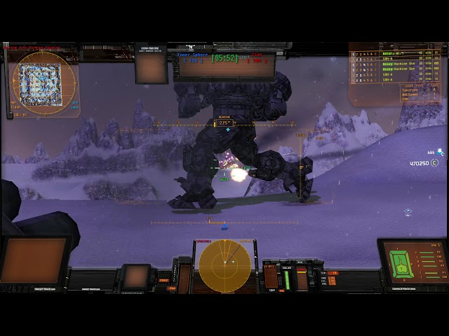 Mechwarrior Living Legends 2020 ThreeV3 Preview Round Map 2 Alshain