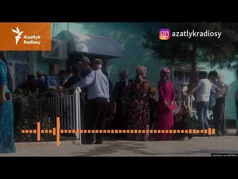Türkmenistanyň Dürli Regionlarynda Raýatlaryň Pul Nagtlaşdyrmakdaky Problemalary Saklanyp Galýar