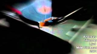 Tilliander - Ljud (Mille Plateaux 2001)