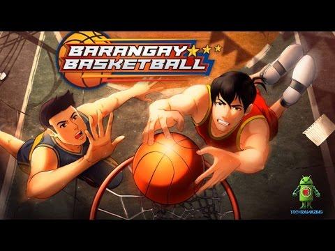 Barangay Basketball (iOS / Android) Gameplay HD