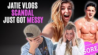 Jatie Vlogs Scandal Just Got Messy... (Deleted video)