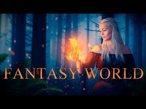 FANTASY WORLD - The amazing story