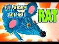 3D MODULAR ORIGAMI #98 RAT FULL VERSION (NOT FAST)