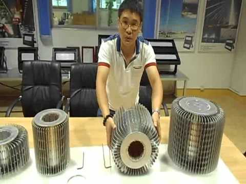 sc 1 st  YouTube & Introduction of Philips LED high bay light heat sink - YouTube azcodes.com