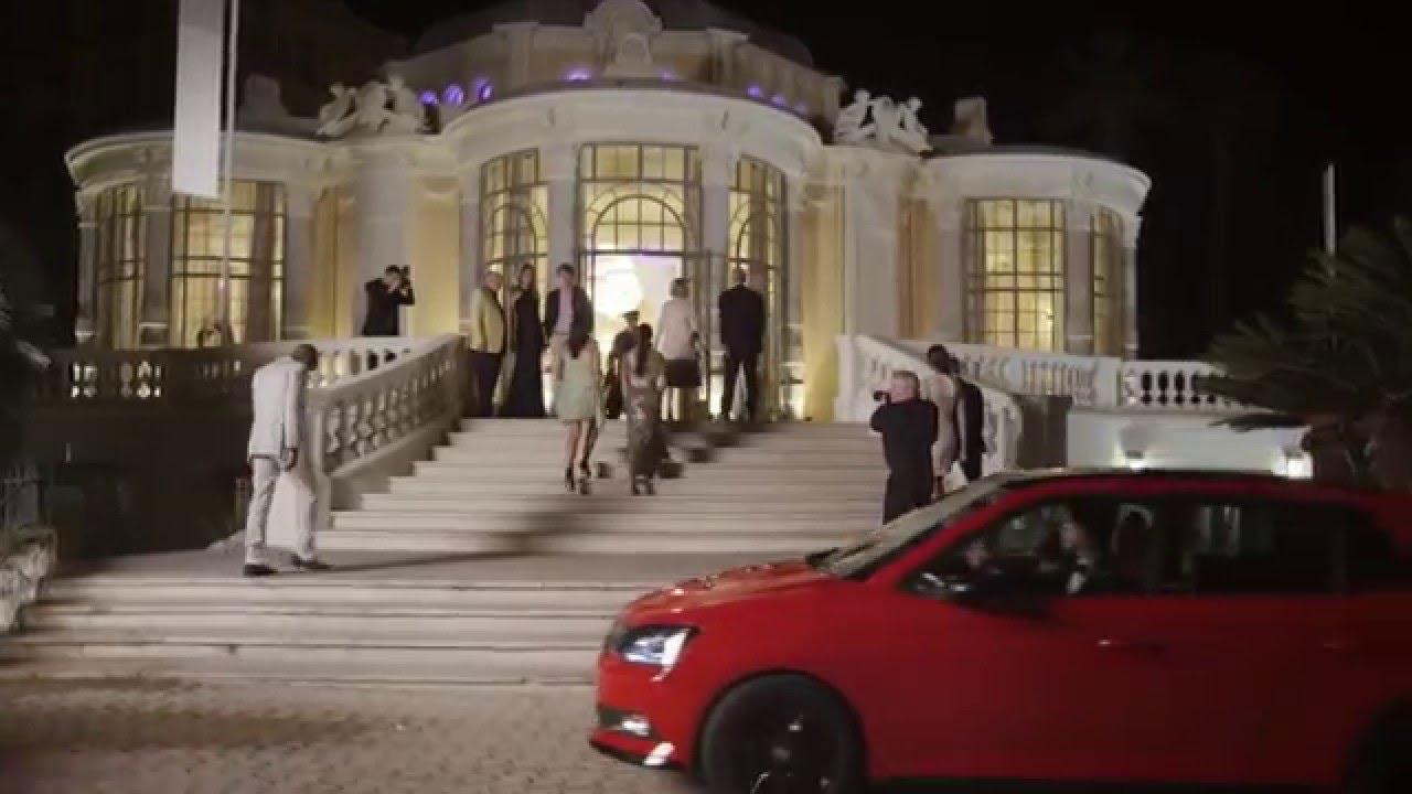 Anuncio Skoda Fabia Monte Carlo 2016