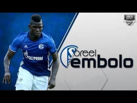 BREEL EMBOLO   Schalke 04   Goals & Skills   2016/17 (HD)