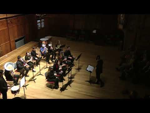 Pirates of the Caribbean - Newcastle University Music Brass Ensemble.