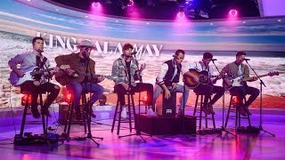 King Calaway perform 'World for Two' Live