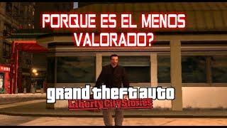 GTA: PORQUE LIBERTY CITY STORIES ES DE LOS MENOS VALORADOS DE LA SAGA? | ft. Luigi2498