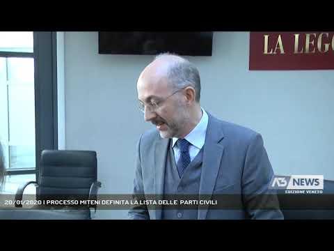 20/01/2020 | PROCESSO MITENI DEFINITA LA LISTA DEL...