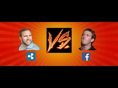 Ripple XRP vs Facebook's New Cryptocurrency