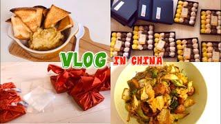 [중국vlog] 마녀스프♀️와 다이어터 | 마라샹궈 …