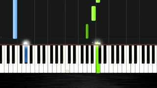 Nicki Minaj - Only - Piano Cover/Tutorial by PlutaX - Synthesia ft. Drake, Lil Wayne, Chris Brown