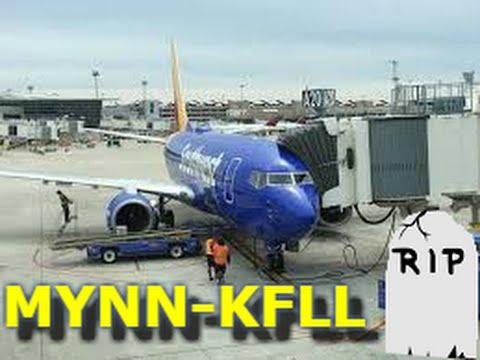 [FSX] VATSIM | Bahamas (MYNN) - Fort Lauderdale (KFLL) | Southwest 737