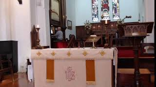 Holy Communion 30th May