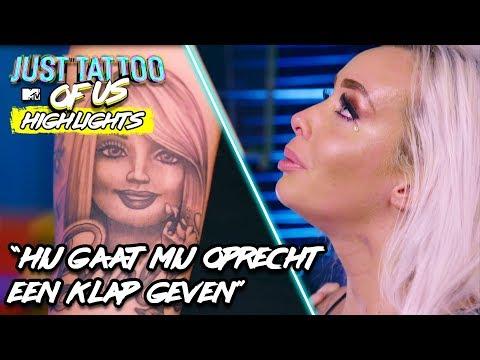 EX ON THE BEACH ASHLEY LOOPT WEG OM TATTOO | Just Tattoo of Us Benelux – Highlights