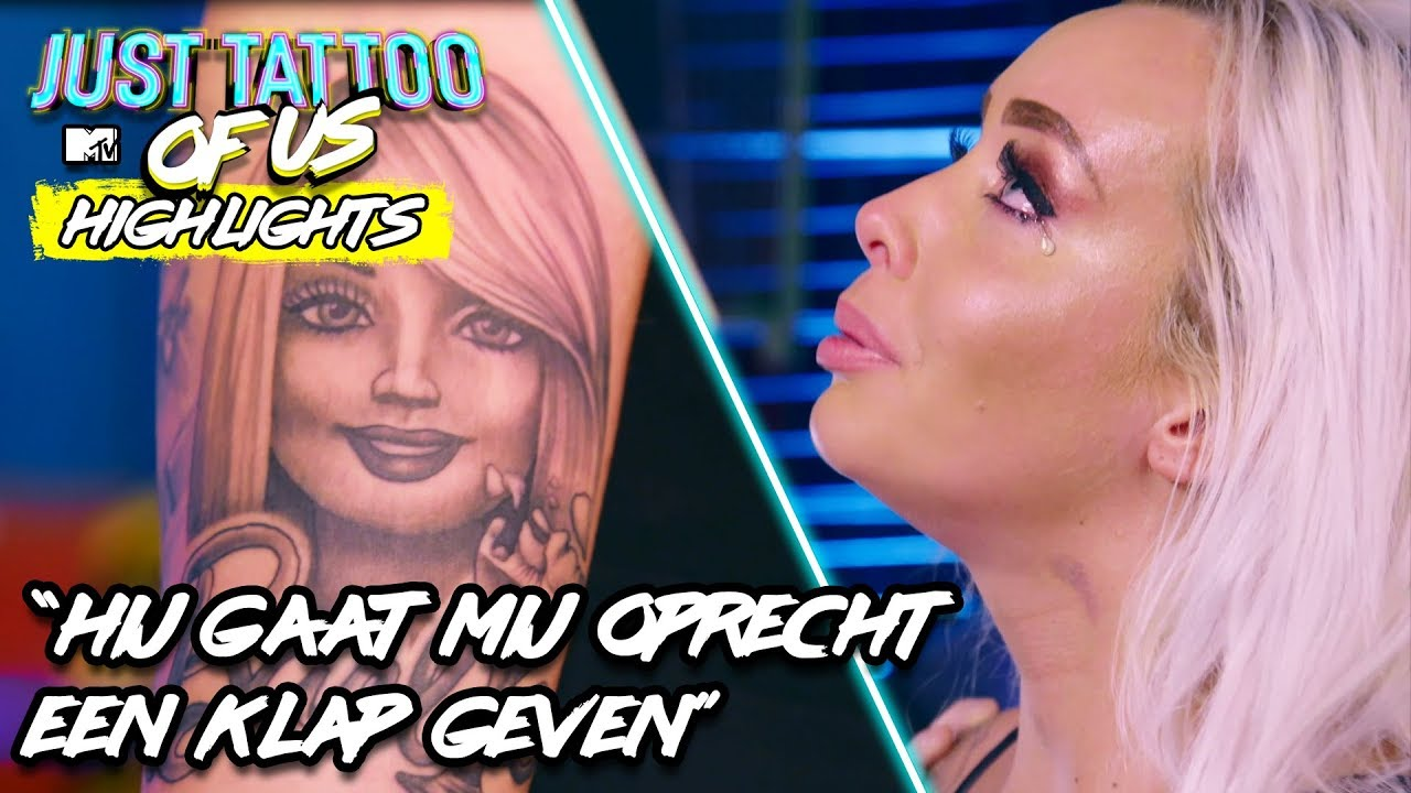 Ex On The Beach Ashley Loopt Weg Om Tattoo Just Tattoo Of Us Benelux Highlights