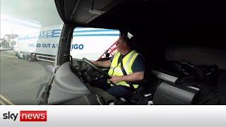 Supply crisis: Britain needs 150,000 HGV drivers