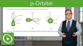 p-Orbital – Chemistry | Medical Education Videos