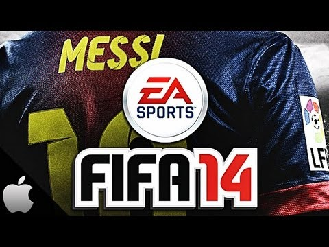 FIFA 14 GAMEPLAY MANCHESTER UNITED VS WEST BROM BY EA SPORTS IPHONE 5 5C 5S IPAD 2 3 4 ANDROID