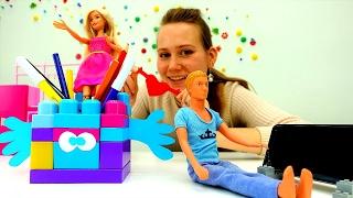 Барби готовит подарок для Кена на 23 февраля