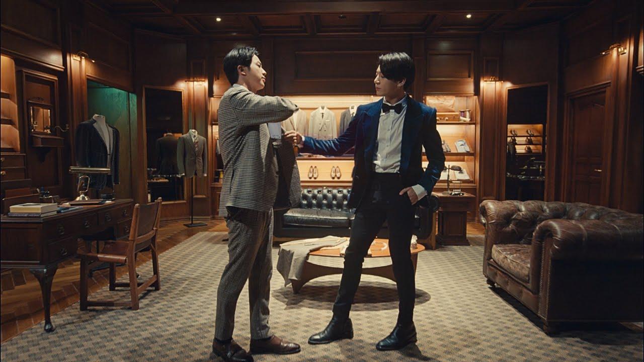 Galaxy X BTS: The Strange Tailor Shop 👔