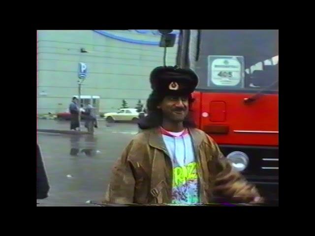 Werkweek Moskou en Leningrad