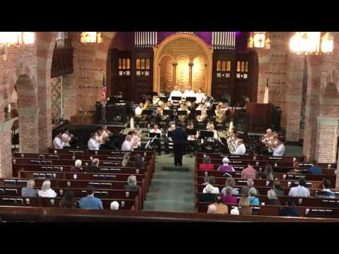 Slaidburn March by William Rimmer performed by the British Brass Band of Louisiana