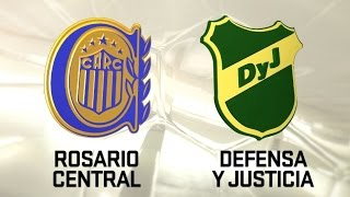 Rosario Central vs Defensa y Justicia full match