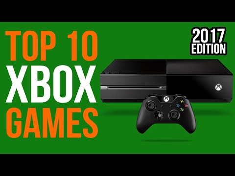 10 Best Xbox One games (2017)