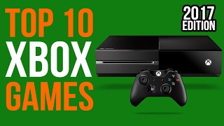 10 Best Xbox One Games (as Of Feb 2017)