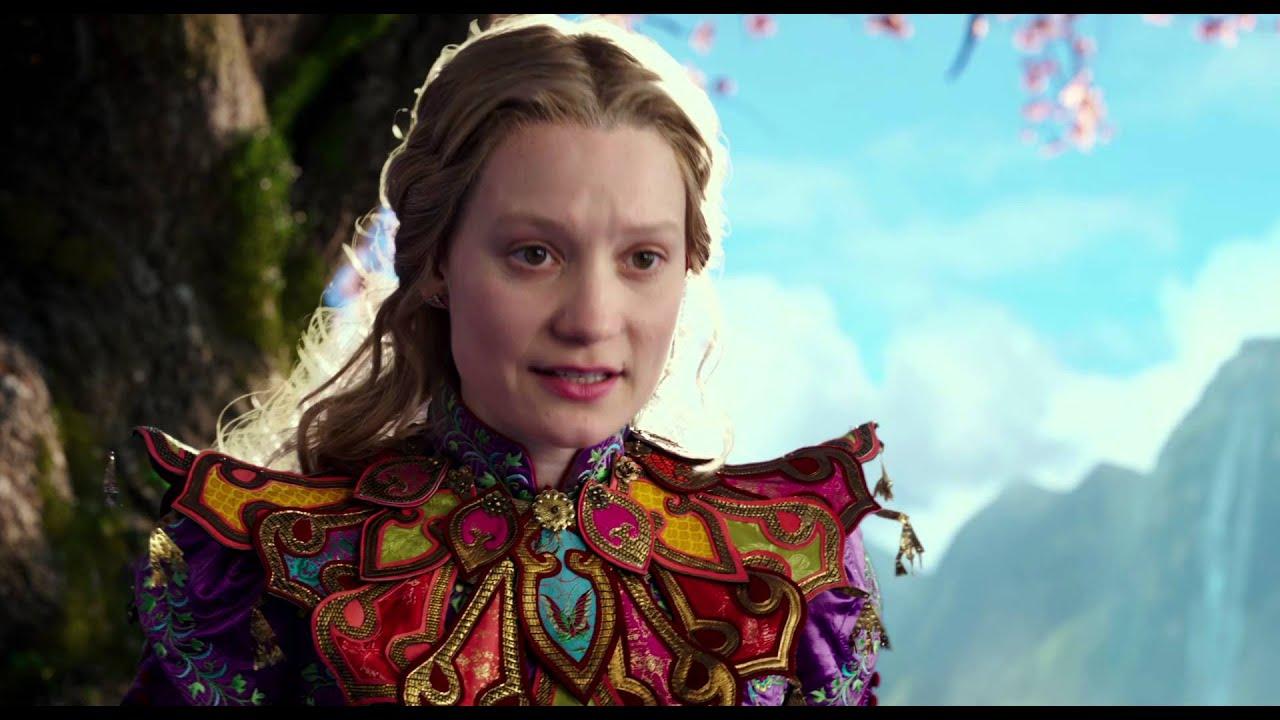 Alice i spegellandet - Officiell trailer HD I SE