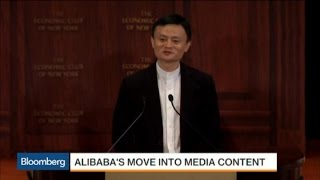 Alibaba Makes Plans for China's Version of Netflix, HBO