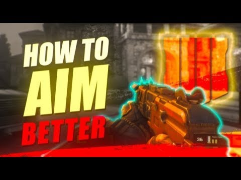 COD BO4 - How To Get Better Aim & become an AIMBOT (How To Have Better Aim  in Call of Duty: BO4)