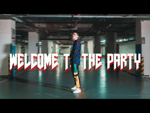 WELCOME TO THE PARTY / Bongyoung Park Choreography / Diplo, Lil Pump, Juicy J, French Montana