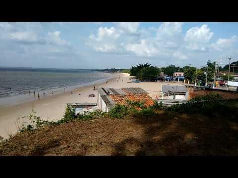 Praia grande Outeiro-Belém/PA